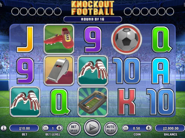 Play 'KNOCKOUT FOOTBALL' for Free and Practice Your Skills!