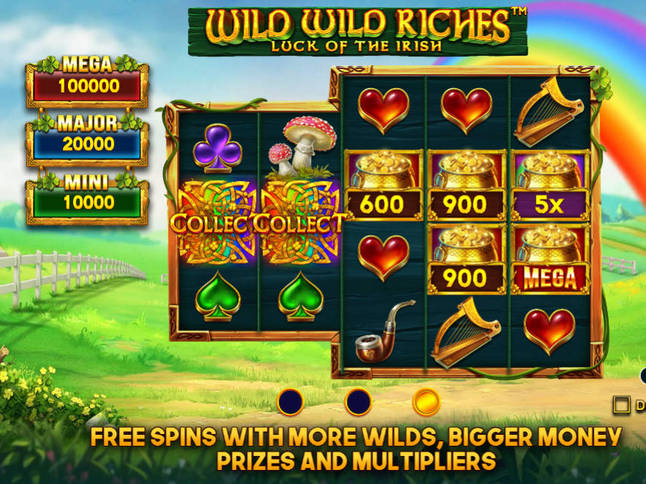 Play 'Wild Wild Riches' for Free and Practice Your Skills!