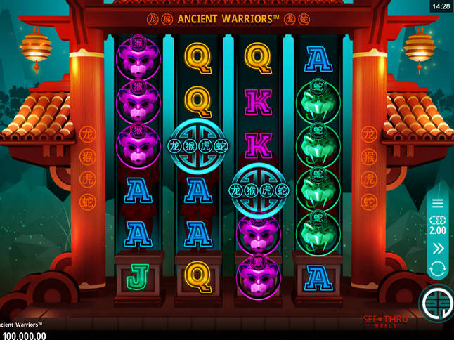 Play 'Ancient Warriors' for Free and Practice Your Skills!