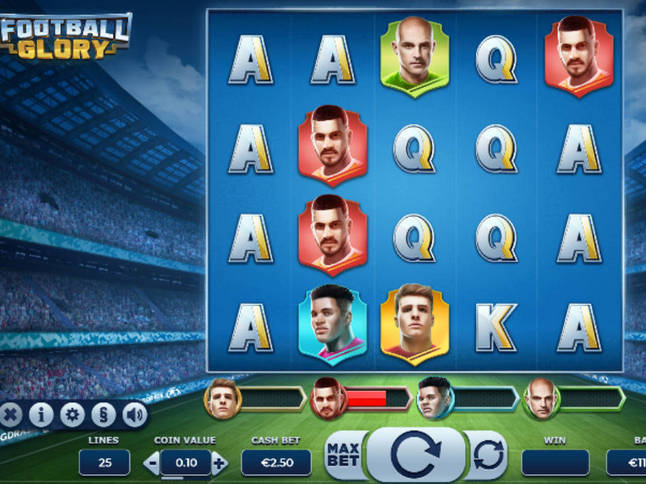 Play 'Football Glory' for Free and Practice Your Skills!