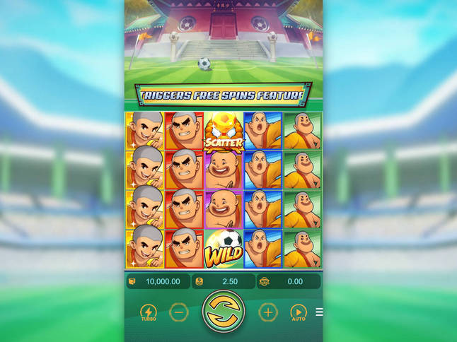 Play 'Shaolin Soccer' for Free and Practice Your Skills!